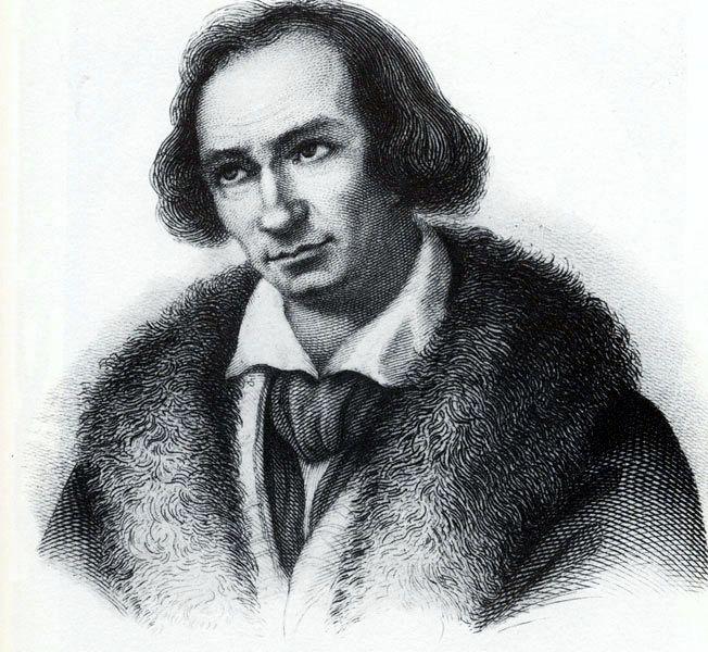 Georg Friedrich Daumer (05/03/1800 - 14/12/1875)
