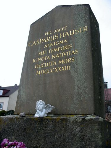 Ο τάφος του Kaspar Hauser