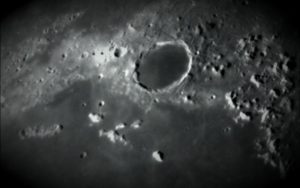 Παράξενη σεληνιακή δραστηριότητα το 1905...