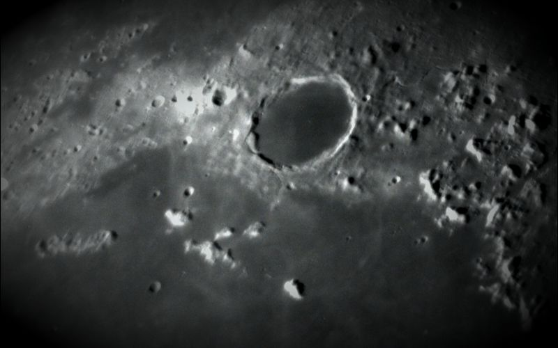 Παράξενη σεληνιακή δραστηριότητα το 1905…