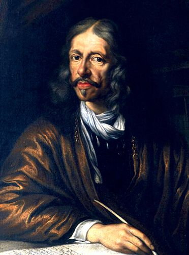 Johannes Hevelius (28/01/1611 - 28/01/1687)