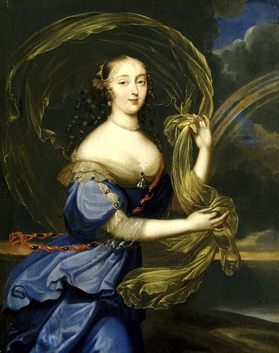 Madame de Montespan (05/10/1640 - 27/05/1707)