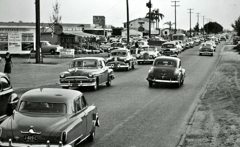 Φλόριντα, 1952