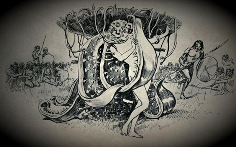 Το ανθρωποφάγο δέντρο της Μαδαγασκάρης...