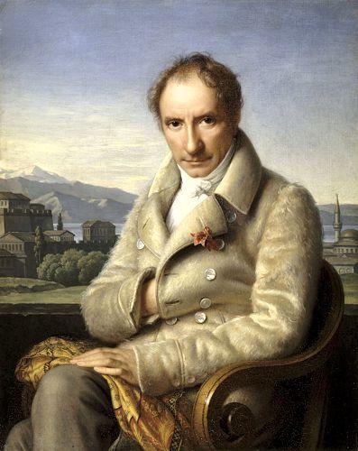 Φρανσουά Πουκεβίλ (1770 - 1838)