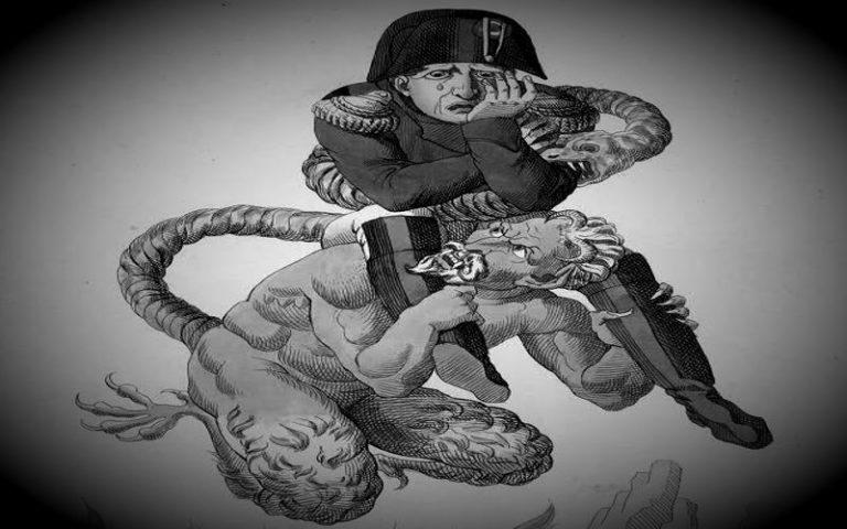 """Ο Ναπολέων Βοναπάρτης και ο """"Κόκκινος Άνθρωπος""""…"""