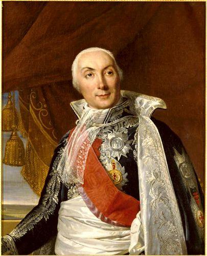 Κόμης Ντε Σενκύρ (10/12/1753 - 27/08/1830)