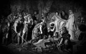 Ο τάφος του Μεγάλου Αλεξάνδρου...