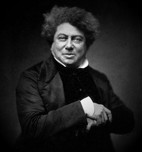 Alexandre Dumas (24/07/1802 - 05/12/1870)