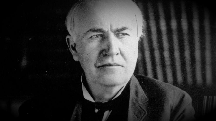 Thomas Edison (11/02/1847 - 18/10/1931)
