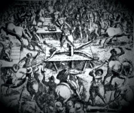 Τα βασανιστήρια και η εκτέλεση του Μπάρο Πάνι