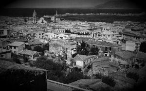 Τεραστίων διαστάσεων Α.Τ.Ι.Α. πάνω από τη Σικελία, το 1964…