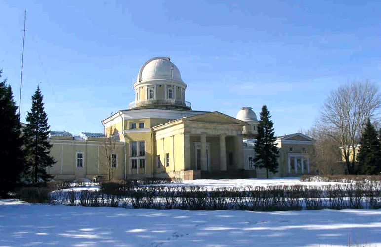 Το Αστεροσκοπείο του Πούλκοβο