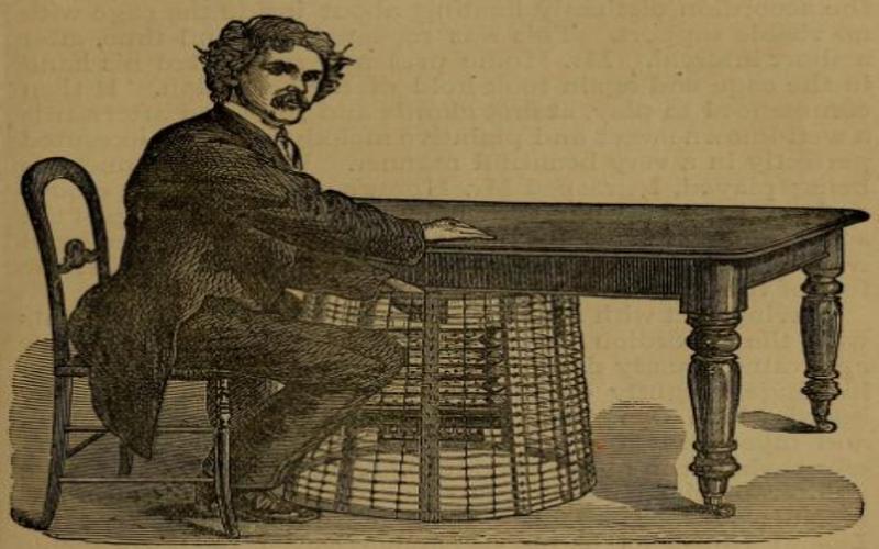 Τα πνευματιστικά πειράματα στο Λονδίνο, τον 19ο αιώνα...
