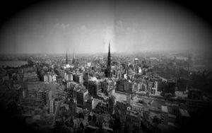 Πτώση μυστηριώδους ουράνιου σώματος στο Αμβούργο, το 1957…