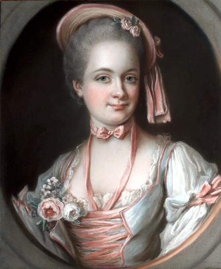 Marie-Eleonore de Levis-Chateaumorand (1739 - 1793)