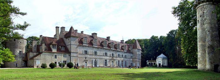 Chateau de Lux