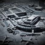 Μυστηριώδες αντικείμενο πάνω από το αεροδρόμιο του Λονδίνου, το 1959...