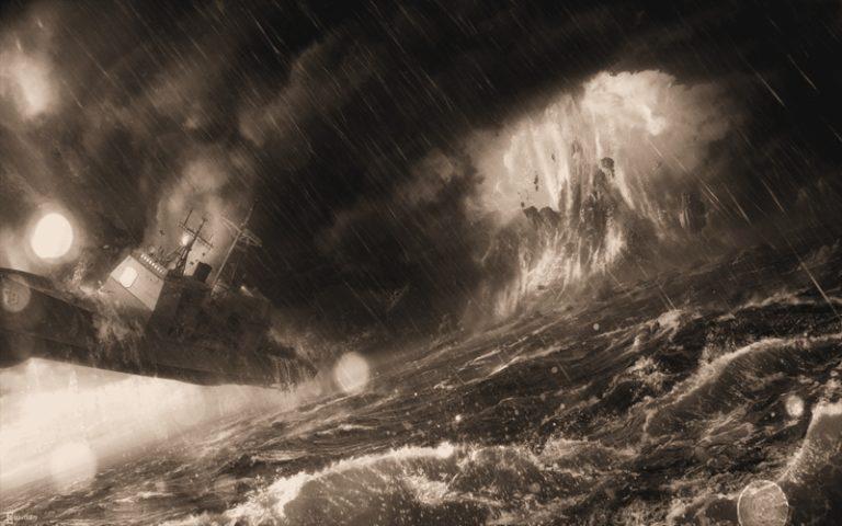 """Ανεξήγητες εξαφανίσεις πλοίων στη """"Θάλασσα του Διαβόλου"""", το 1956..."""