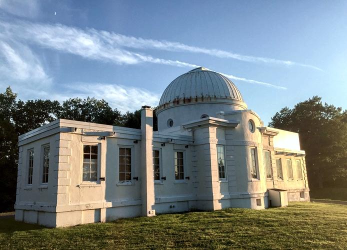 Το Αστεροσκοπείο Fuertes του Πανεπιστημίου Cornell