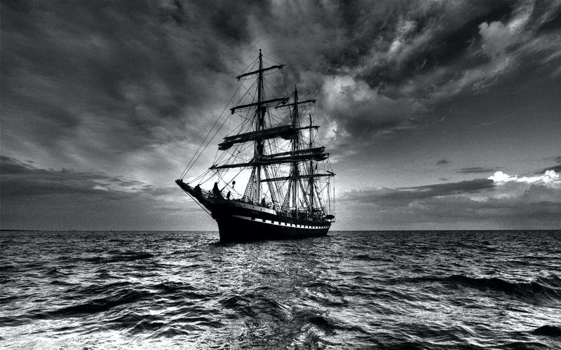 Θρυλικά πλοία-φαντάσματα...