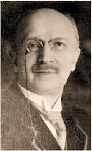 Albert Moll (04/05/1862 - 23/09/1939)