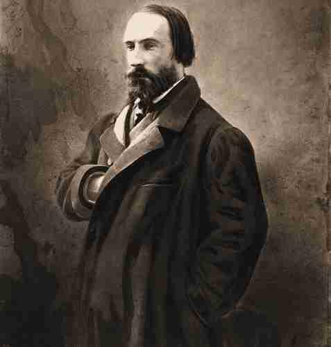 Auguste Vacquerie (1819 - 1895)