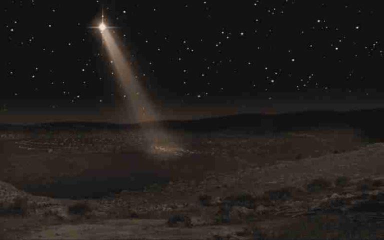 Ήταν άραγε το Άστρο της Βηθλεέμ ο Κομήτης του Χάλλεϋ;
