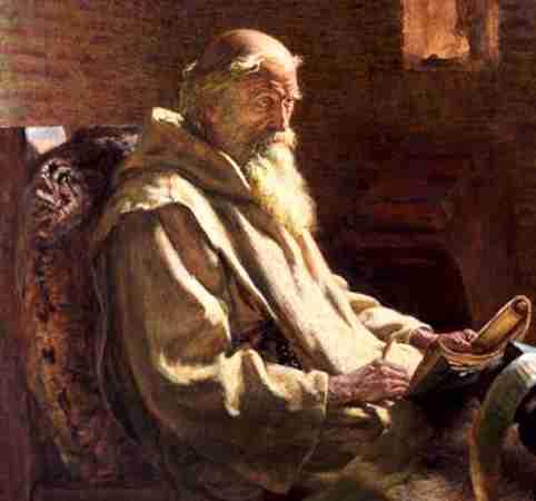 Μπέντε ο Σεβαστός (673 - 735)