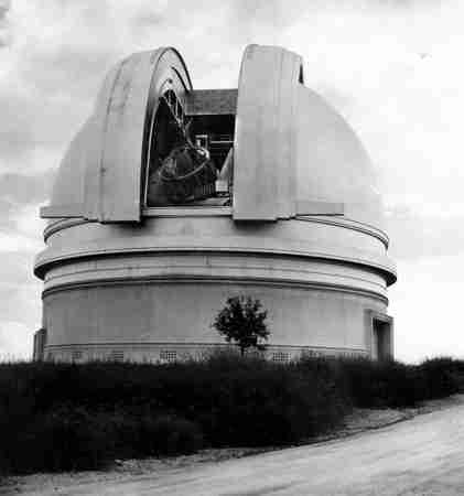 Το Αστεροσκοπείο του Πάλομαρ, στο Σαν Ντιέγκο της Καλιφόρνια