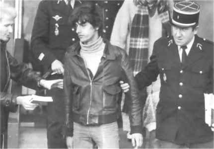 Ο Franck Fontaine, μετά την ανέρευσή του και την κατάθεση που έδωσε στην Αστυνομία, σχετικά με το περιστατικό