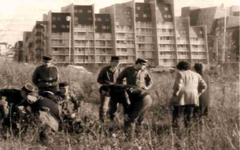 Το περιστατικό του Cergy-Pontoise, το 1979...