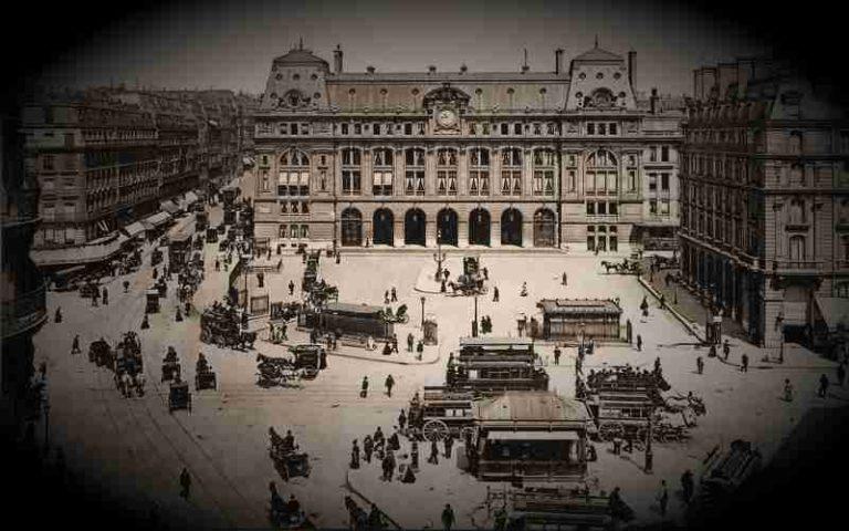 Πνευματιστικά πειράματα στο Παρίσι, το 1912...