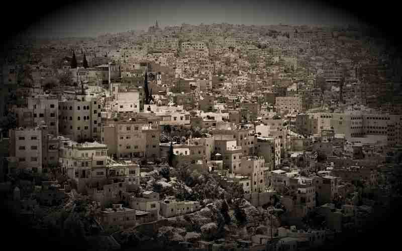 Μυστηριώδη αντικείμενα στον ουρανό της Ιορδανίας, το 1975...