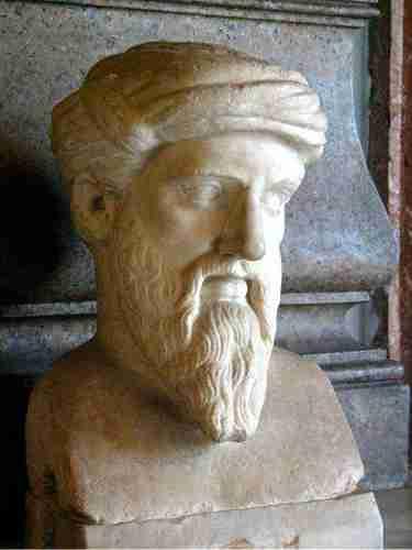 Πυθαγόρας (580 π.Χ. - 496 π.Χ.)