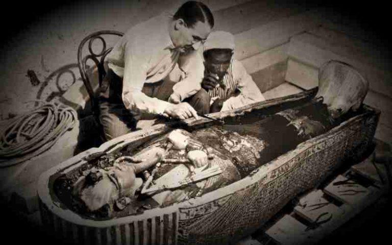 Η μακρά λίστα θυμάτων της Κατάρας του Φαραώ Τουταγχαμών...