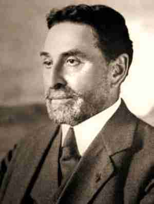 George Aaron Benedite (10/08/1857 - 26/03/1926)