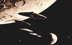 Ταυτόχρονες θεάσεις ιπτάμενων δίσκων πάνω από την Υφήλιο, τον Μάρτιο του 1950...