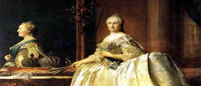 Αικατερίνη η Μεγάλη (02/05/1729 - 17/11/1796)