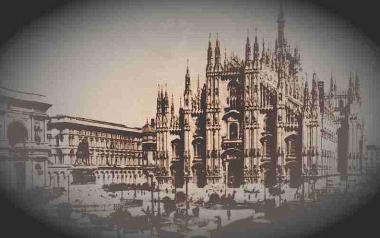 Μαζικές εμφανίσεις Α.Τ.Ι.Α. στο Μιλάνο, το 1950...