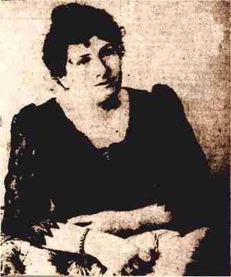 Η σύζυγος του Γεωργίου Σουρή, Μαρή