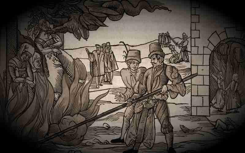 """Malleus Maleficarum"" - Το εγχειρίδιο των κυνηγών μαγισσών..."