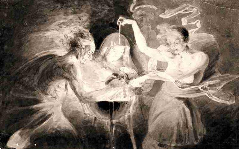 Συνταρακτικές υποθέσεις Μαγείας, που απασχόλησαν τις Δικαστικές αίθουσες...