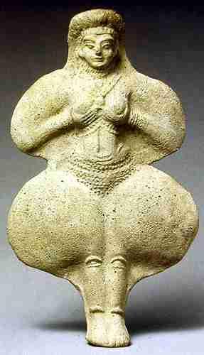 Pinikir, θεότητα της γονιμότητας