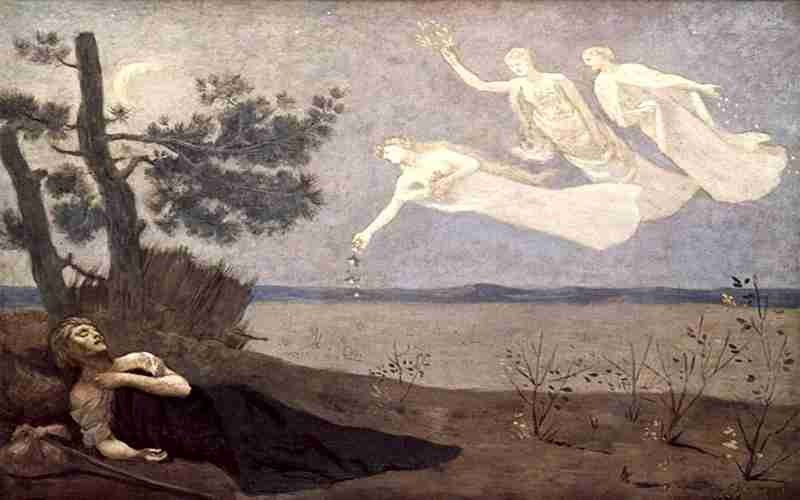 Τα όνειρα κατά τους αρχαίους συγγραφείς…