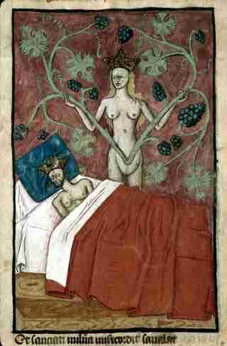 Το όνειρο του Αστυάγη (Γαλλία, 15ος αιώνας μ.Χ.)