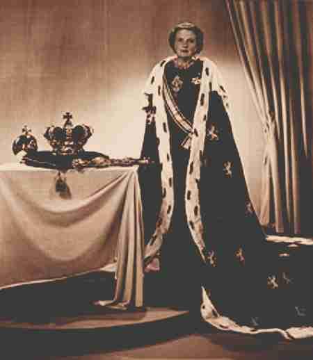 Βασίλισσα Τζουλιάνα της Ολλανδίας (30/04/1909 - 20/03/2004)