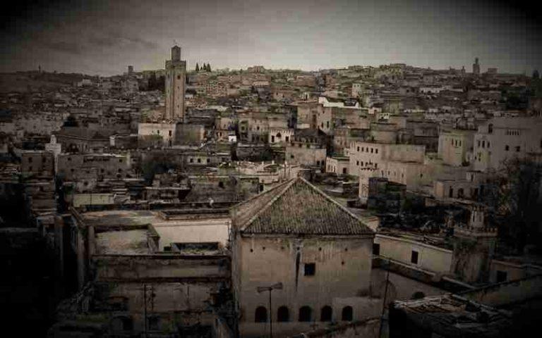 Ιπτάμενοι δίσκοι πάνω από την Πορτογαλία και το Μαρόκο, το 1952...