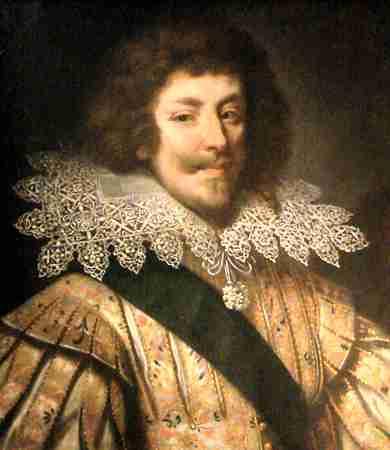 Ο Στρατάρχης Henri II de Montmorency (30/04/1595 - 30/10/1632)
