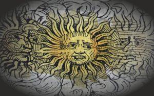 Τρεις Ήλιοι πάνω από το Yorkshire, το 1952...